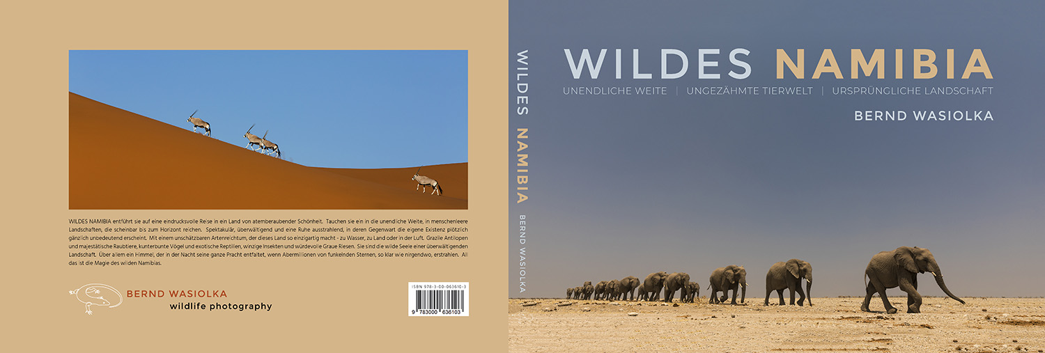 Cover Bildband WILDES NAMIBIA 1500x507